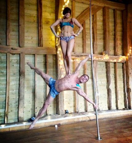 Science and Pole Dance Collide! - United Pole Artists   PoleDance   Scoop.it