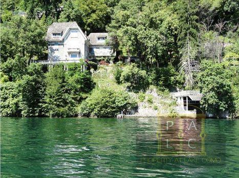 Buy Individual Villa with boat house at Lake Como   Villa for Sale Lake Como   Scoop.it