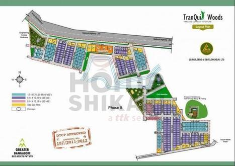 Tranquil Woods  - Greater Bangalore Eco Assets Pvt Ltd | Property Projects in India | Scoop.it