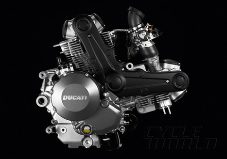 Ducati Air-Cooled V-Twin Engines- Motorcycle Rumors | Ductalk Ducati News | Scoop.it