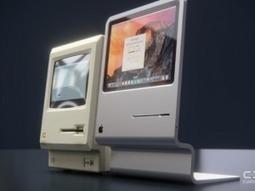 Prototipo di un vecchio Mac in chiave moderna | Notizie e guide Apple | Scoop.it