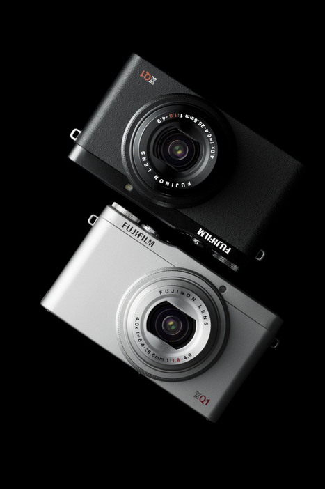 XQ1 - A camera you just can't leave at home   Fuji X Series Cameras   Scoop.it