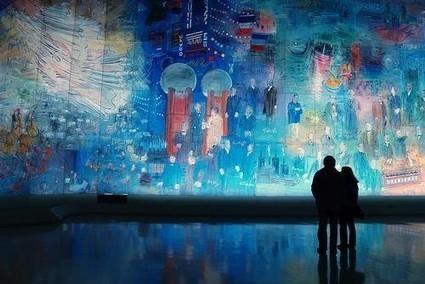 #082 ❘ La Fée électricité ❘ 1937 ❘ Raoul Dufy (1877-1953) | Histoire des Arts au collège | Scoop.it