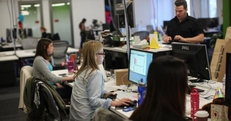 3 steps to get more women into tech | Open All :) | Scoop.it