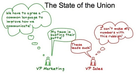 The State of the Union between Sales and Marketing | Press Dispatch | Scoop.it