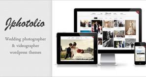 JPhotolio: Responsive Wedding Photography WP Theme Ver4.5.7 | Wordpress Themes | Scoop.it