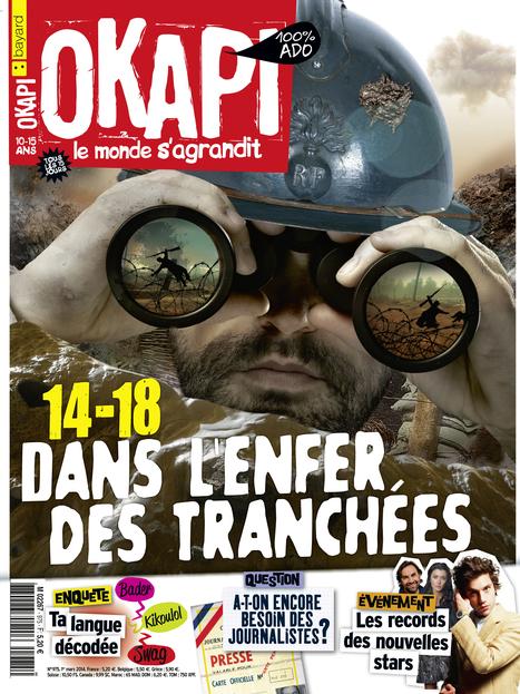 Okapi n°975 – 1er mars 2014 | Revue de presse du CDI du Collège Langevin d'Hennebont | Scoop.it