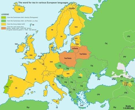 Kelimelerin haritaları üzerine | arc | Scoop.it