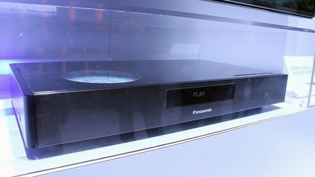 Panasonic unveils 4K Blu-Ray player prototype | DigitalTV on every Platform | Scoop.it