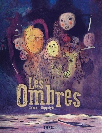 Blog Bande originale pour bande-dessinée : Ombres Vs Agents Secrets   Les Ombres de Vincent Zabus et Hippolyte, éditions Phébus (bande-dessinée)   Scoop.it