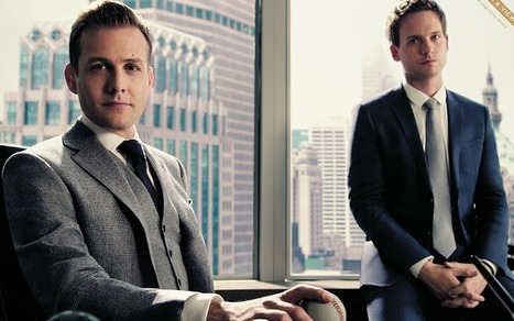 Mr Porter, USA Network's 'Suits' Team Up for Digital Fashion Experience | Neli Maria Mengalli's Scoop.it! Space | Scoop.it
