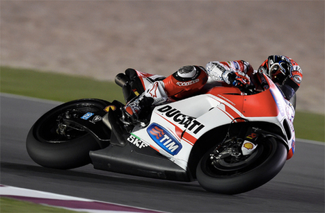 Dovizioso: 2015 Ducati better than Stoner's MotoGP title winner | Ductalk Ducati News | Scoop.it