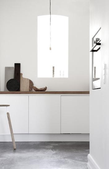 Douceur pastel et…béton ciré ! | nordikdeco by @decocrush | décoration & déco | Scoop.it