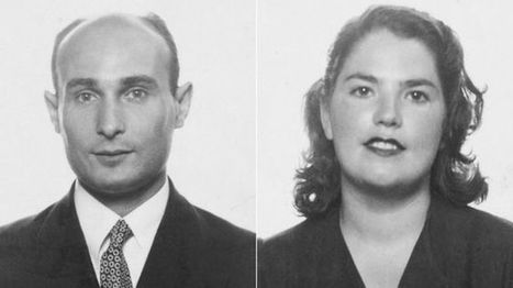 World War II spy's row with wife 'almost ruined D-Day' | History and Social Studies Education | Scoop.it