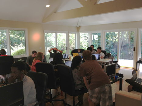 Why play when you can code? MakeGamesWithUs breeds next generation of gaming prodigies | Entrepreneurship, Innovation | Scoop.it