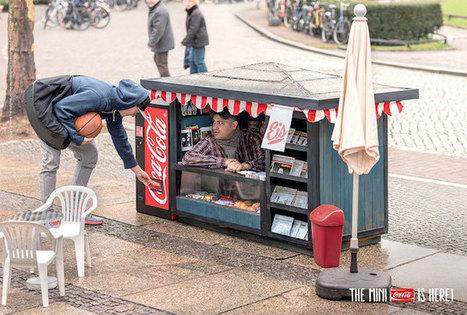 Coca-Cola Mini Kiosk   RP   Scoop.it