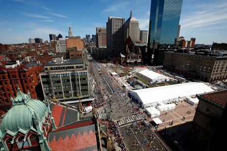 The Boston Marathon, 2014 | Best of Photojournalism | Scoop.it