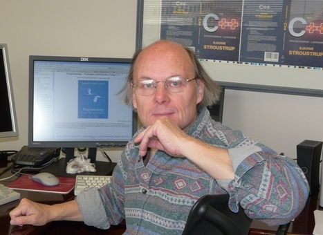 Stroustrup: Why the 35-year-old C++ still dominates 'real' dev | The art of C++ | Scoop.it