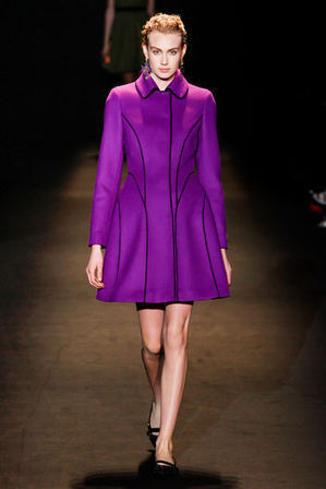 Milan Fashion Week: Fall 2013's 5 Most Wearable Trends - Glamour (blog) | ApparelMagazine | Scoop.it