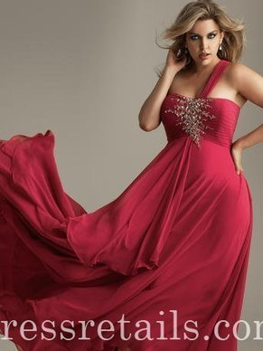 Night Moves 6376 by Allure one shoulder fuchsia chiffon evening long dresses [Night Moves 6376 by Allure] - $168.00 : Prom Dresses | Dresses From dressretails.com | Dresses for girls | Scoop.it