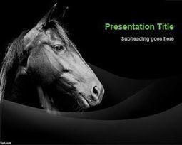 Free Dark PowerPoint Templates | Free Powerpoint Templates | PowerPoint Presentation Library | Scoop.it