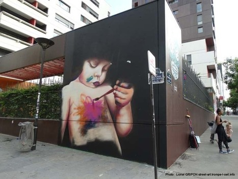 Graffitis et Tags   Richard and Street Art   Scoop.it