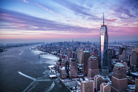 One World Trade Center: The Top of America | World vision | Scoop.it
