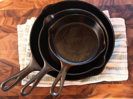The Truth About Cast Iron Pans: 7 Myths That Need To Go Away | Dante's Scoop | Scoop.it