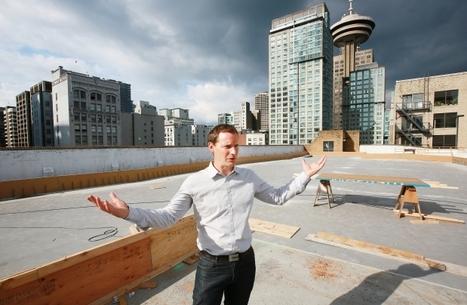 City rooftop farm to serve up fresh greens galore | Architecture écologique et agriculture urbaine | Scoop.it