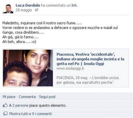 Udine, le frasi shock del consigliere leghista  - Repubblica.it | The Matteo Rossini Post | Scoop.it