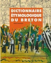 Dictionnaire étymologique du breton | GenealoNet | Scoop.it