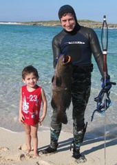 Spearfishing Tourneys Join Forces to Fight Cystic Fibrosis   Pêche et chasse sous-marine Beuchat   Scoop.it