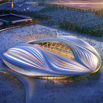 """After Zaha's """"VAGINA"""" stadium, here's more yonic architecture 