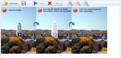 Borra objetos en fotografías con WebInpaint | EDUCACIÓN 3.0 - EDUCATION 3.0 | Scoop.it