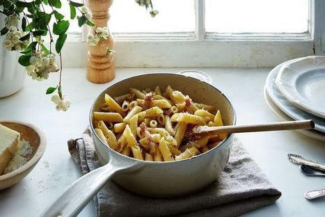 The Best Pasta in New York—& 12 Recipes from the Chef Behind It | ♨ Family & Food ♨ | Scoop.it
