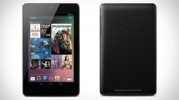 Tablet Google Nexus 7 Uses Android Jelly Bean, Quad Core Processor with HD IPS Screen | Cool Gadgets and Technology News | Scoop.it