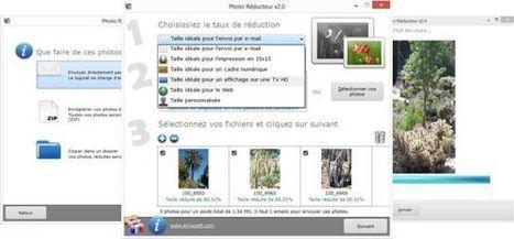 Photo Réducteur – Logiciel pour réduire la taille de vos photos !   CDI EMI   Scoop.it
