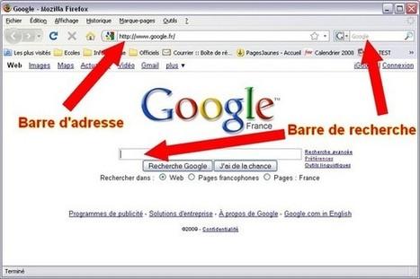 Aborder la recherche sur internet avec ses élèves | TICE, Web 2.0, logiciels libres | Scoop.it