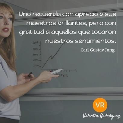Uno recuerda con aprecio a sus maestros... - Valentín Rodríguez | Facebook | El Blog.Valentín.Rodríguez | Scoop.it