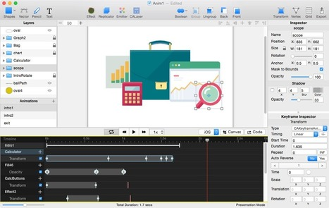 QuartzCode - Turn your Animations into Native ObjC / Swift code | xorosho | Scoop.it
