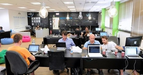 Tel Aviv Library Makes Room for Tech Startups - CityLab | SocialLibrary | Scoop.it