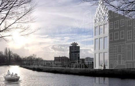 Beyond Novelty: Architects in Amsterdam Are 3-D Printing an Entire House - Entrepreneur | innovation and diversity | Scoop.it