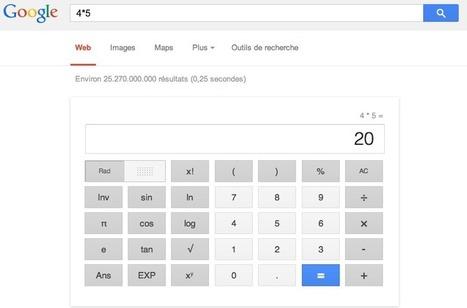 13 choses incroyables que vous ne saviez pas à propos de Google   Blog de Markentive, agence d'inbound marketing à Paris   Google - le monde de Google   Scoop.it