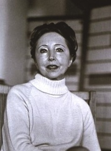 Anaïs Nin | Literary Ladies Guide to the Writing Life | Sex History | Scoop.it