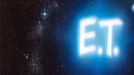 'E.T.' Movie Poster Artwork Sold for $394,000: Art Price | Artcentron | Art | Scoop.it