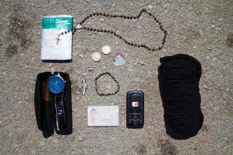 Diaprorama: Qu'y a-t-il dans le sac d'un réfugié? | FLE et nouvelles technologies | Scoop.it
