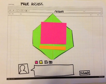 JESS KLEIN: Protyping Peer Assessment for Webmaker | Badges for Lifelong Learning | Scoop.it