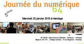 Journée du numérique 64 : une 5ème édition réussie ! | TICE-en-classe | Scoop.it