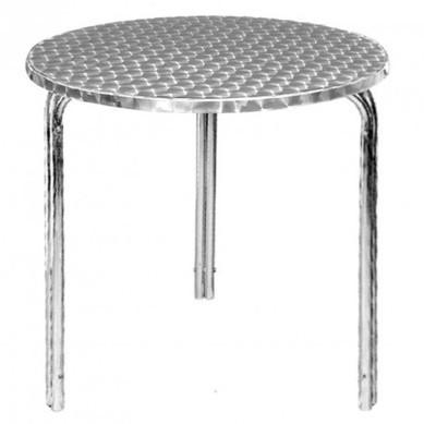 Table ronde Bistro empilable | Web redactor | Scoop.it