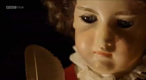 The writer automaton by Pierre Jaquet-Droz | Sentence first | automata and automatons | Scoop.it